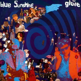 Blue Sunshine CD Front Cover - Click Here For Full Scan
