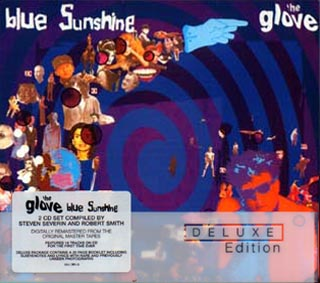 Blue Sunshine Deluxe 2 CD Remaster Front Cover - Click Here For Full Scan