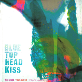 Blue Top Head Kiss 12 Track Sampler Promo CD Front Cover - Click Here For Full Scan