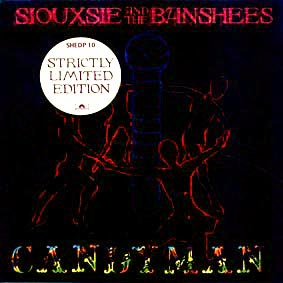 "Candyman Limited Edition Double 7"" Single Front Cover - Click Here For Full Scan"