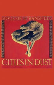 Cities In Dust Cassingle Front Cover - Courtesy Of Nesta & Bad Shape